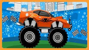 monster truck wash repair truck games car games