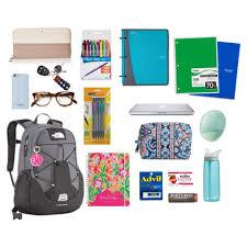 high school stuff 21 best school essentials images on school supplies