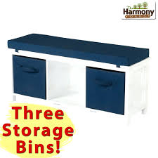 Benches For Entryways Storage Bench Furniture Kids Cushion White Hall Entryway Bedroom