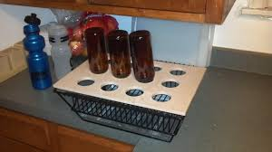 woodworking plans wine bottle drying rack plans pdf plans