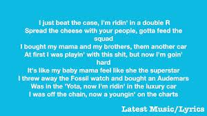 kodak black boost my ego lyrics youtube