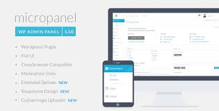 wordpress galley templates cool admin templates for websites and apps 15 best flat wordpress admin themes for dashboard