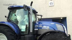traktor new holland t7 210 youtube