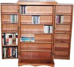 Oak Dvd Storage Cabinet Furniture Oak Dvd Stand Large Dvd Storage Cabinet Dvd Stands For