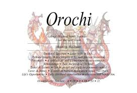 meaning of the japanese surname orochi is big snake nydob com