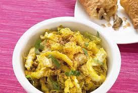 cuisine chou chinois recette de chou chinois au curry open kitchen