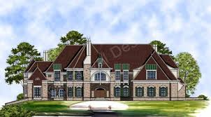 country house designs bellenden manor country house plans luxuryplans