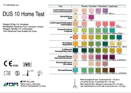 Home Std Test by 2 5 Urine Infection Uti Strip Test Kits Home Health Uk