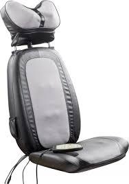 siege massant dos et nuque siège chauffant de nuque et dos pour chaises pearl fr