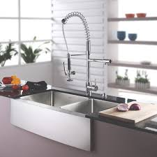 Installing A Kitchen Sink Faucet by Industrial Kitchen Sink Faucet Hqdung Me
