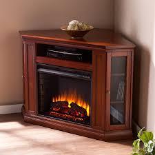 shop boston loft furnishings 48 in w 4700 btu brown mahogany wood