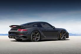 porsche 911 turbo s tuning 2015 porsche 911 turbo s stinger gtr carbon edition by topcar