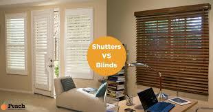 Shutters Vs Curtains Window Shutters Vs Blinds Vs Blinds In Utah Peach Building