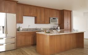 Unfinished Ready To Assemble Kitchen Cabinets Pecan Shaker Ready To Assemble Kitchen Cabinets Kitchen Cabinets