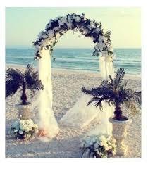 wedding arches on ebay wedding arch decorations ebay