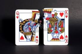 queen and king cards tattoos in 2017 real photo pictures images