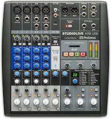 Jual Software Punch Home Design by Presonus Studiolive Ar8 Usb Mixer Sweetwater