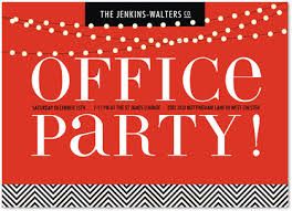 office holiday party invitation template vertabox com