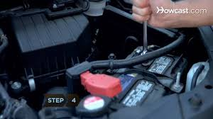 honda car batteries how to disconnect a car battery