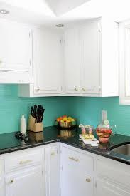 kitchen how to paint a tile backsplash beautiful mess faux kitchen