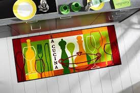 tapis de cuisine pas cher tapis de cuisine alinea gallery of tapis boubou motif berbre with