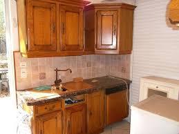 meuble cuisine chene meuble cuisine massif meubles de cuisine chene massif occasion