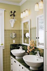 comfortable guest baths southern living make allowances for toiletries styling tools