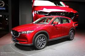 mazda crossover 2017 mazda cx 5 brags with soul red crystal paintwork in geneva