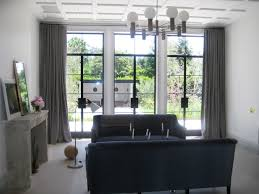 living room window window treatments modern living room los angeles by