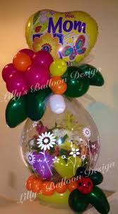 in a balloon gift stuffed balloon s day theme gift in a balloon stuffed