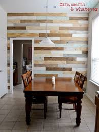 wood wall projects diy plank wall she explains how she created the different