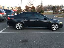 closed 2005 acura tl black w beige int navi 6mt manual 138k