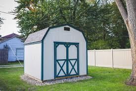 Mini Barns Michigan The Gambrel Lofted Mini Barn Hostetler U0027s Furniture