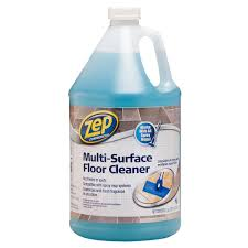 zep 128 oz multi surface floor cleaner zumsf128 the home depot