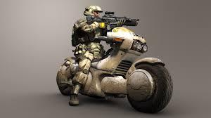 mercenary garage main force patrol
