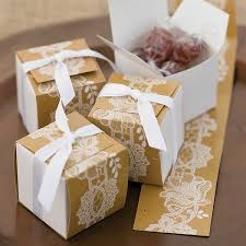 wedding gift boxes 2 x 2 square wedding favor gift boxes