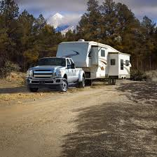 should you drive a motorhome or tow a trailer
