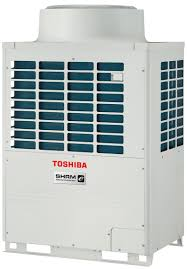 shrme 3 pipe heat recovery outdoor toshiba air conditioning
