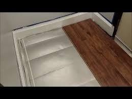 brilliant installing laminate wood flooring on concrete install a