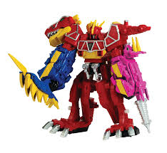 amazon power rangers dino super charge dino charge megazord