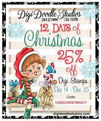 digi doodle studios december 2017