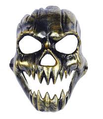 halloween skeleton mask intimidating but cool unisex skull masks for the adults