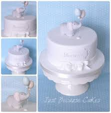 elephant baby shower cake cake by just because cakes cakesdecor