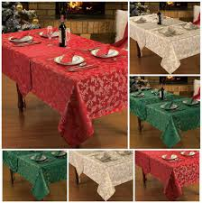 beautiful table cloth design uncategorized christmas table covers purecolonsdetoxreviews home