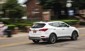 koenigsegg mexico 2018 hyundai santa fe sport in depth model review car and driver