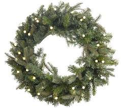 battery operated wreath bethlehemlights batteryoperated 26 pre lit wreath with automatic