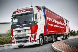 volvo 500 truck brian yeardley continental u0027s volvo fh 500 4x2 tractor units