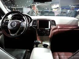 jeep africa interior naias live 2014 jeep grand cherokee facelift unveiled