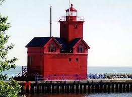 netherlands lighthouse map harbor lighthouse