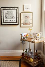 Home Bar Interior by 188 Best Home Bar Carts Images On Pinterest Bar Cart Styling